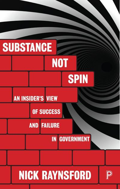 Substance not spin