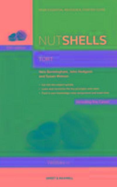 Nutshells Tort