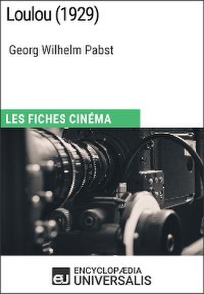 Loulou de Georg Wilhelm Pabst