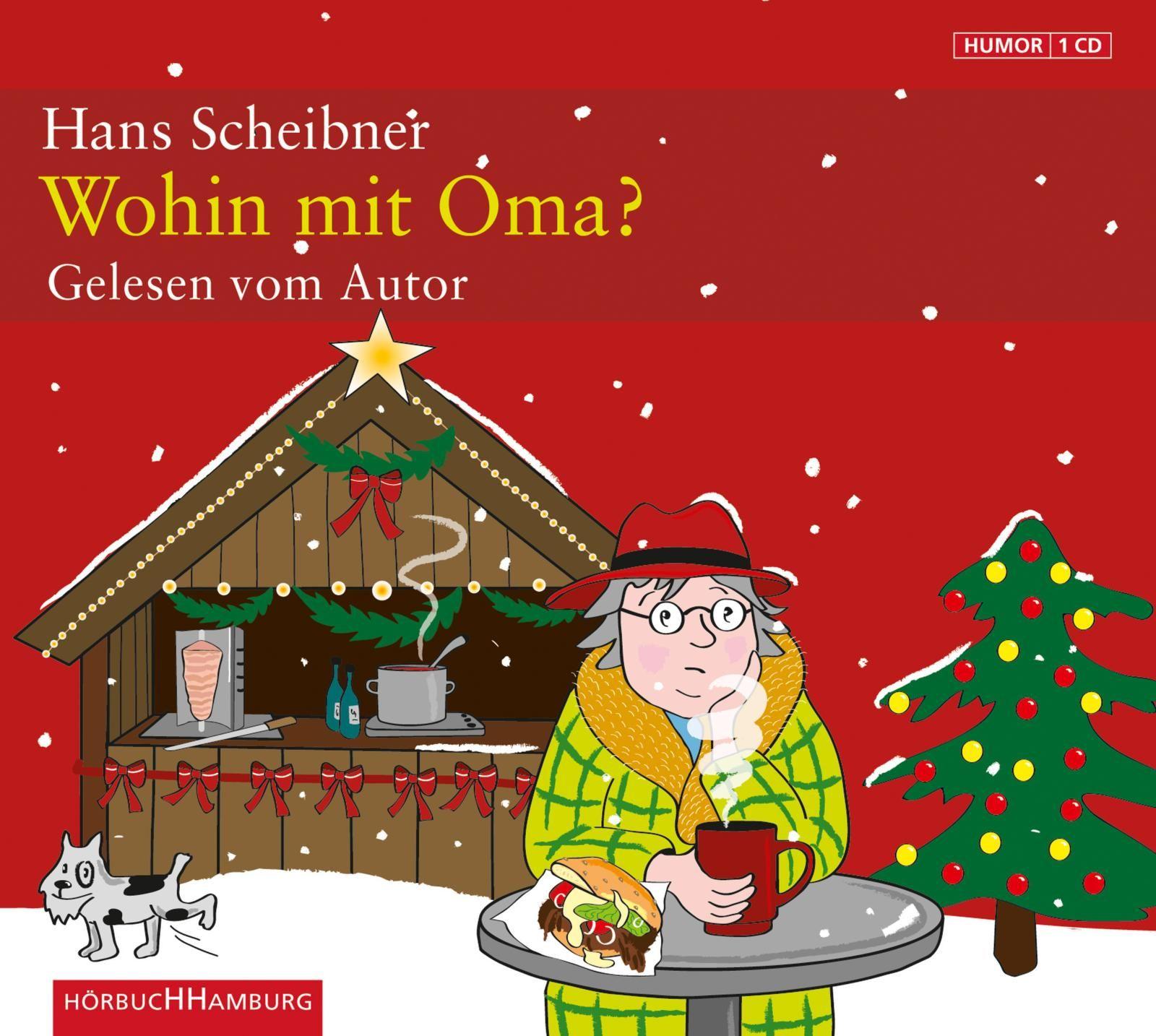 Wohin mit Oma?, 1 Audio-CD Hans Scheibner