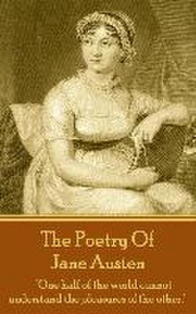 Jane Austen, The Poetry Of