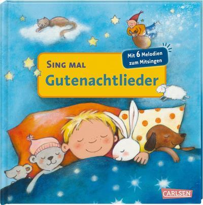 Sing mal (Soundbuch): Gutenachtlieder