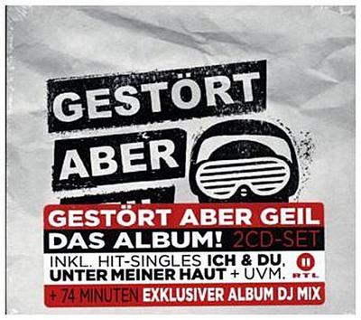 Gestört aber GeiL (2CD-Set)