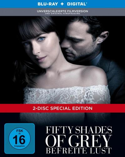 Fifty Shades of Grey - Befreite Lust Special 2-Disc Edition