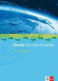 Haack Grundschul-Atlas. 1.-4. Schuljahr. Ausgabe Thüringen inkl. CD-ROM und Arbeitsheft