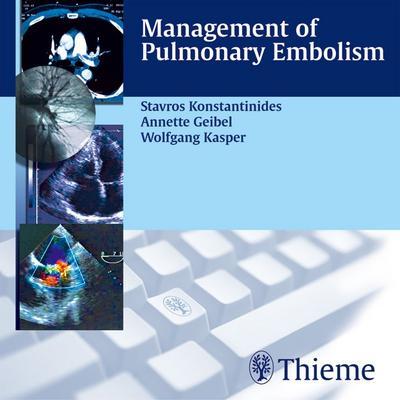 Management of Pulmonary Embolism, 1 CD-ROM Für Windows 95/98/NT 4.0/2000/XP