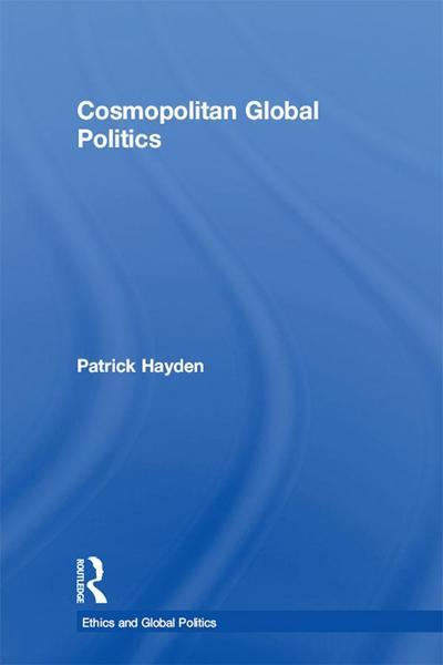 Cosmopolitan Global Politics
