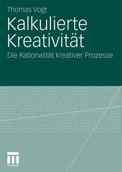 Kalkulierte Kreativität