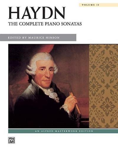 Haydn -- The Complete Piano Sonatas, Vol 2