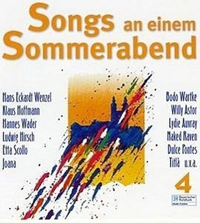 Songs An Einem Sommerabend 4