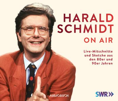 Harald Schmidt on air