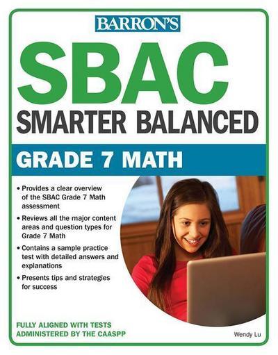 Sbac Grade 7 Math: Smarter Balanced