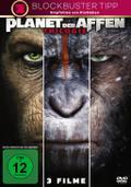 Planet der Affen: Trilogie