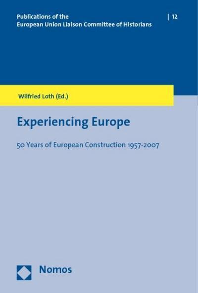 Experiencing Europe