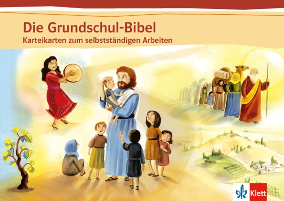 Die Grundschul-Bibel. Kartei,