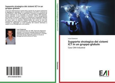 Supporto strategico dei sistemi ICT in un gruppo globale