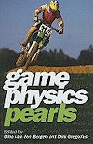 Game Physics Pearls Gino Van Den Bergen