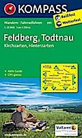 Feldberg - Todtnau - Kirchzarten - Hinterzart ...