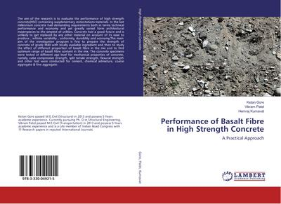 Performance of Basalt Fibre in High Strength Concrete