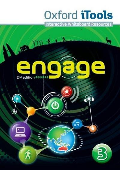 Engage Level 3. 2nd edition. itools