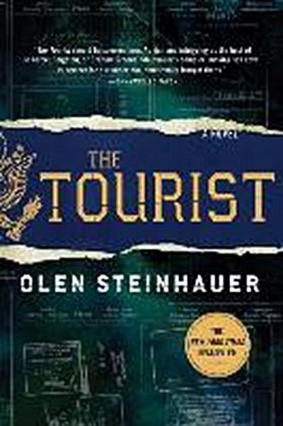[The Tourist]The Tourist BY Steinhauer, Olen(Author)Paperback