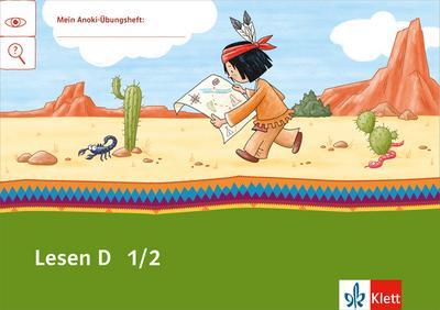 Indianerheft: Lesen D 1/2