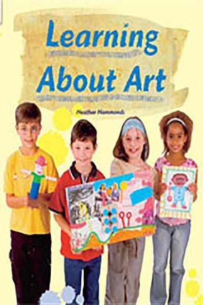 LEARNING ABT ART W/TG-6PK