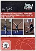 Bodenturnen - Grundlagen II: Rad, Radwende, Handstandüberschlag Langfilm und 2 Kurzfilme, 1 DVD