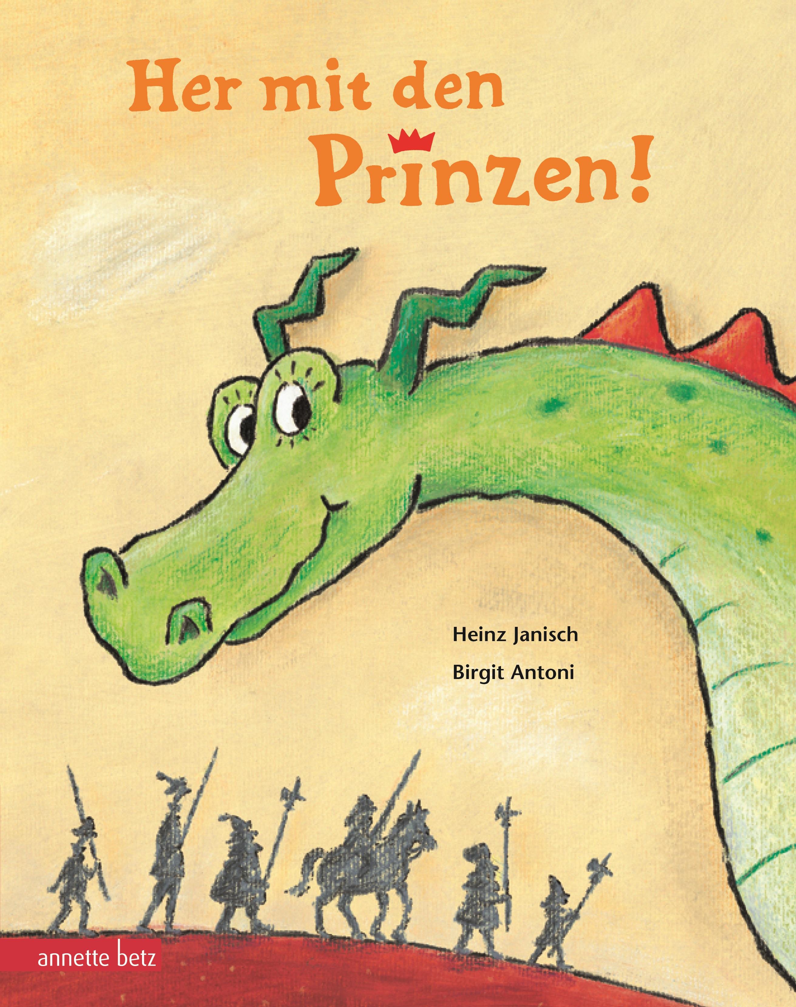 Her mit den Prinzen!, Heinz Janisch