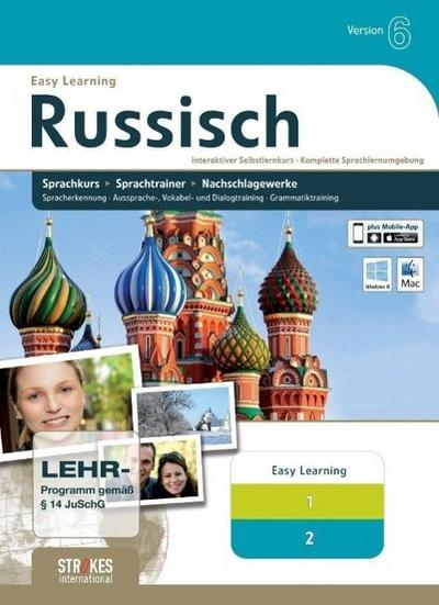 Easy Learning Russisch 1+2