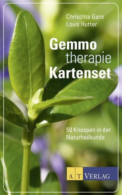 Gemmotherapie Kartenset