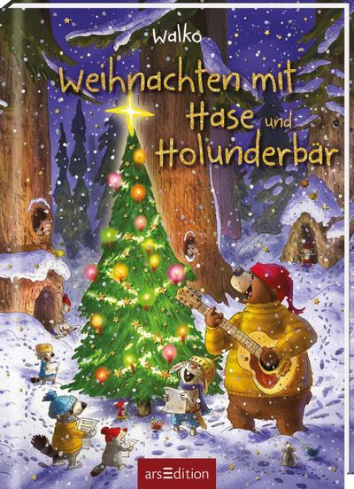 Weihnachten mit Hase und Holunderbär (Hase und Holunderbär)