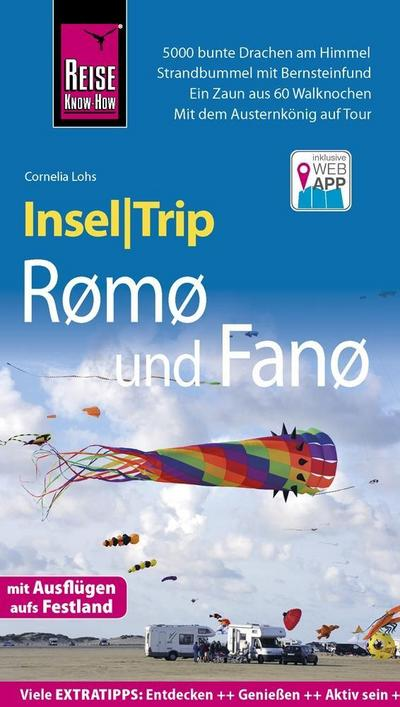 Reise Know-How InselTrip Rømø und Fanø