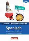 Lextra - Spanisch - Themenwörterbuch - Illust ...