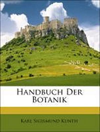 Handbuch Der Botanik
