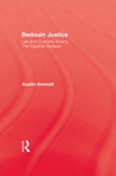 Bedouin Justice