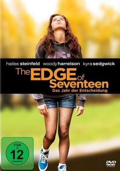 Edge of Seventeen, 1 DVD
