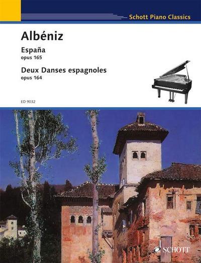 España / Deux Danses espagnoles