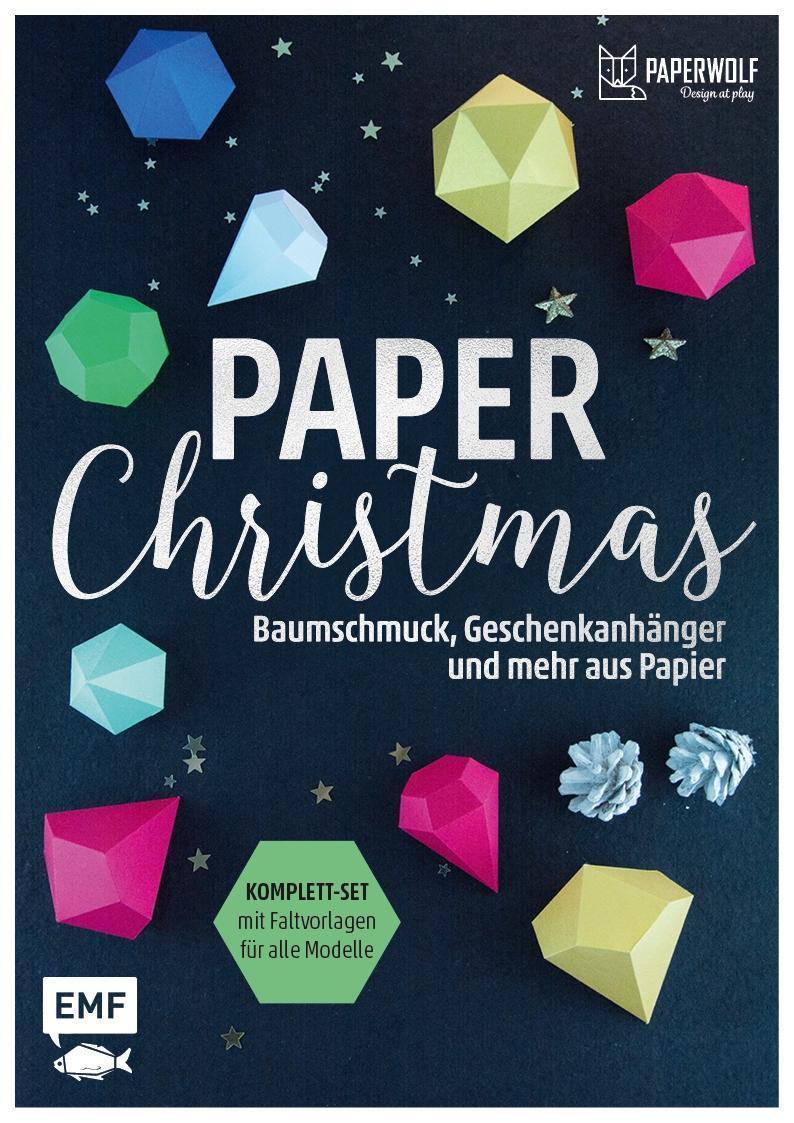 Paperwolf: Paper Christmas Wolfram Kampffmeyer