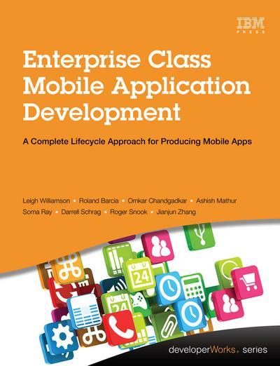Enterprise Class Mobile Application Development