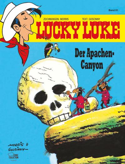 Lucky Luke 61 - Der Apachen-Canyon