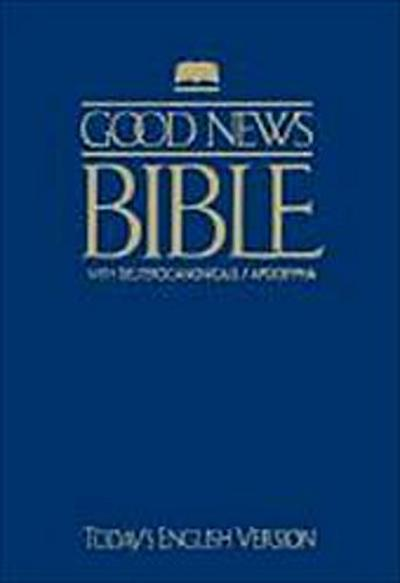 Good News Bible with Deuterocanonicals/Apocrypha-TeV