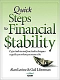 Quick Steps to Financial Stability [Taschenbuch] by Lavine, Alan; Liberman, Gail