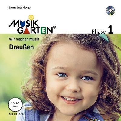 Musikgarten 1 - Draußen - Liederheft inkl. CD
