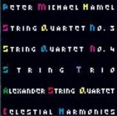 Streichquartette 3+4/+
