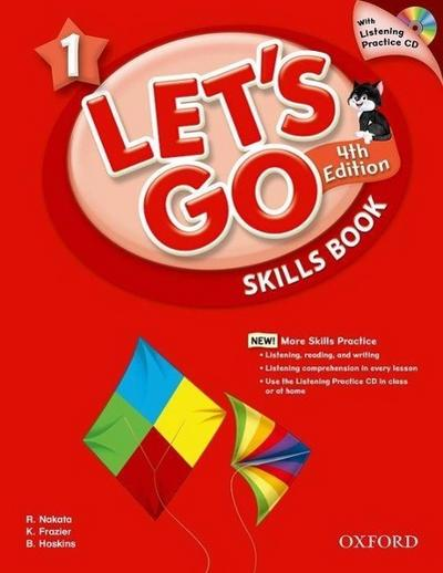 Let's Go 1: Skills Book
