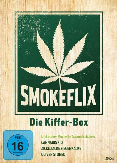 Smokeflix, 1 DVD