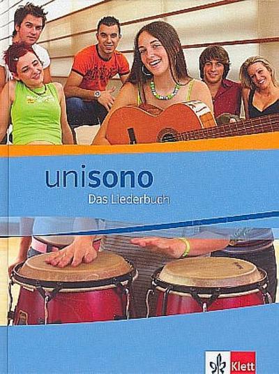 Unisono Liederbuch. Schülerbuch