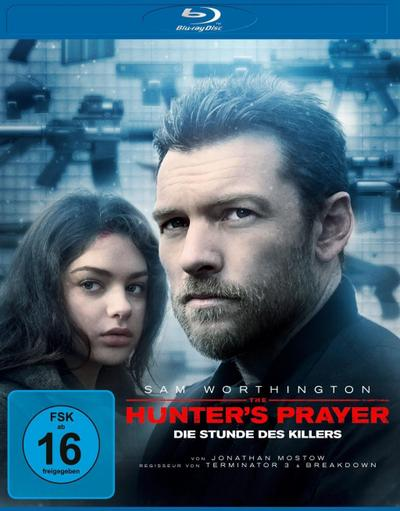 The Hunter's Prayer, 1 Blu-ray