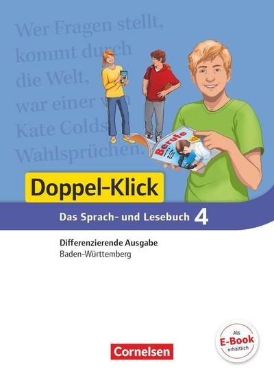 Doppel-Klick Band 4: 8. Schuljahr - Differenzierende Ausgabe Baden-Württemberg - Schülerbuch